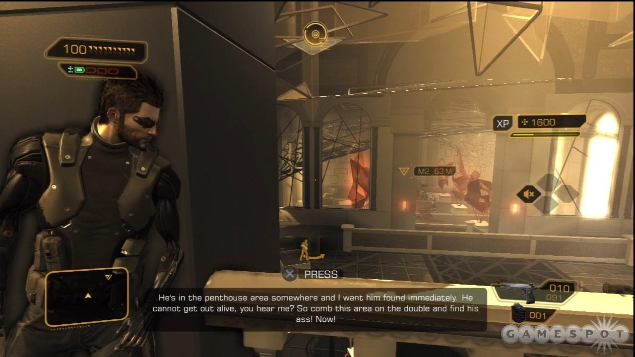 I love this game, despite some of its problems. Playing as cyborg Adam  Jensen attempting to track down the terrorists that attacked his workplace  and killed ...