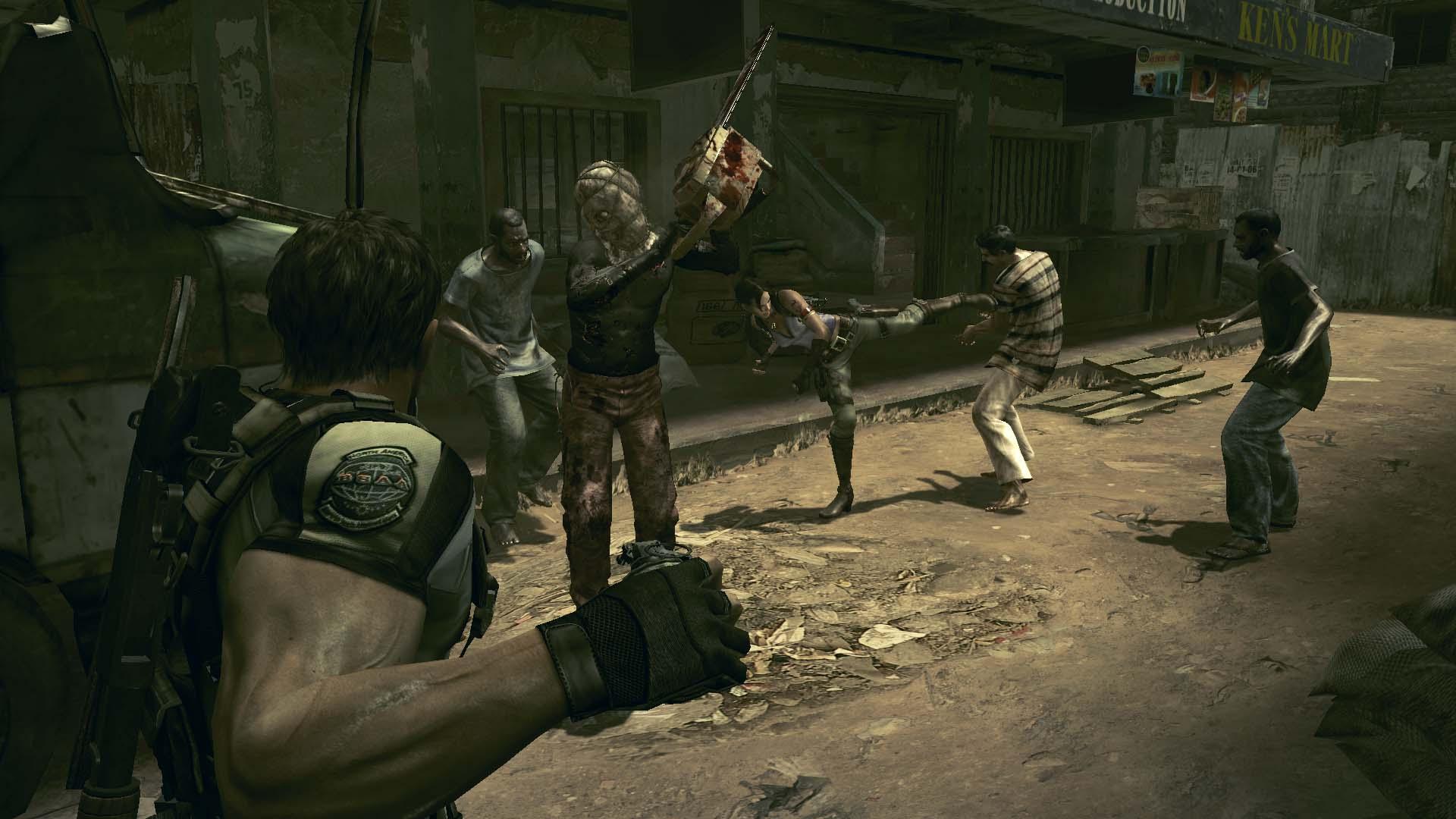 Community Blog By Kerrik52 Traveller In Playtime Resident Evil 5