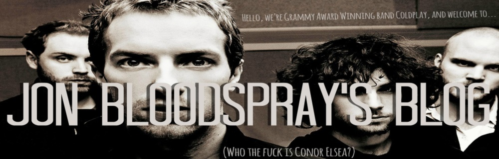 Jon Bloodspray blog header photo