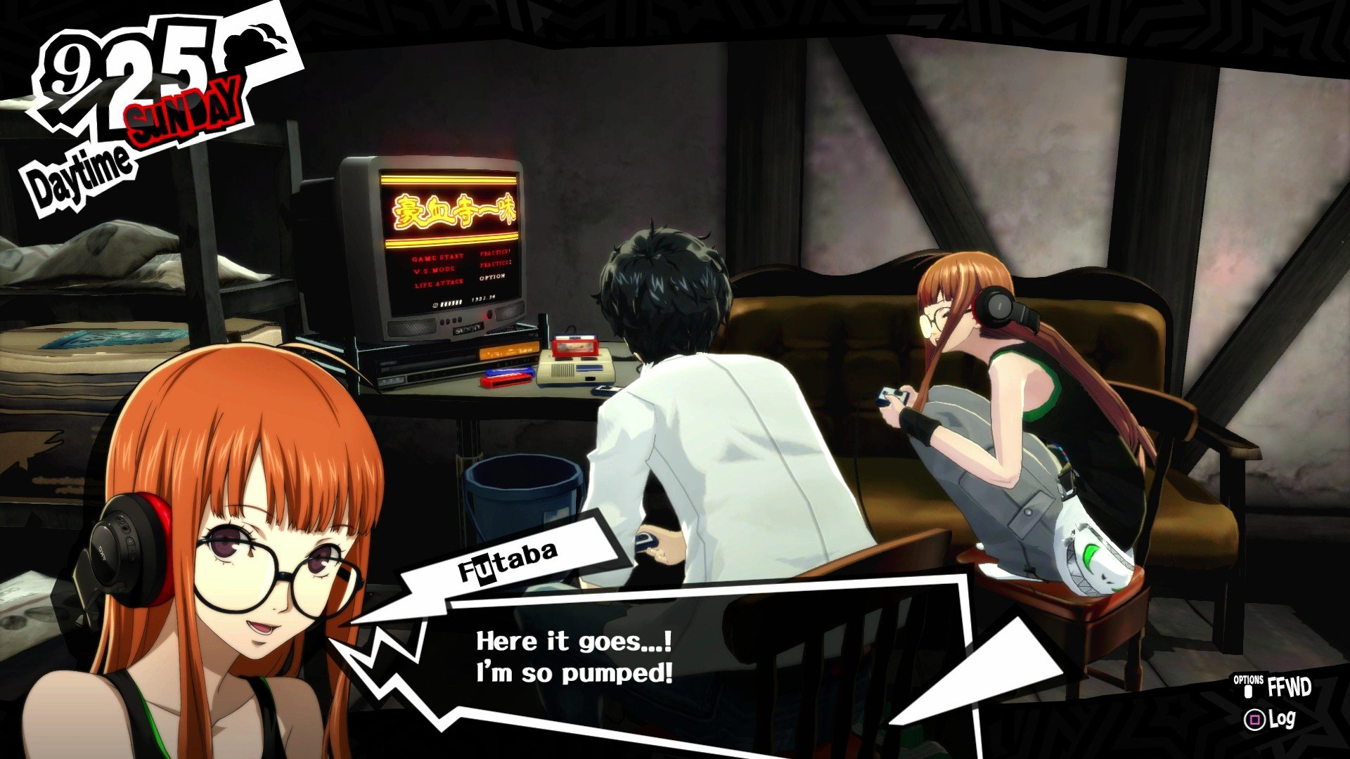 Community Blog By Charlotte Cutts Futaba Sakura S Storyline In Persona 5 The Players Response