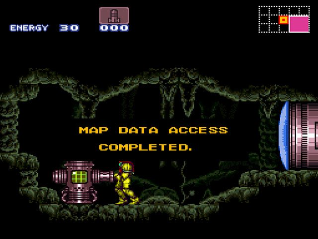 the secret sauce of super metroid