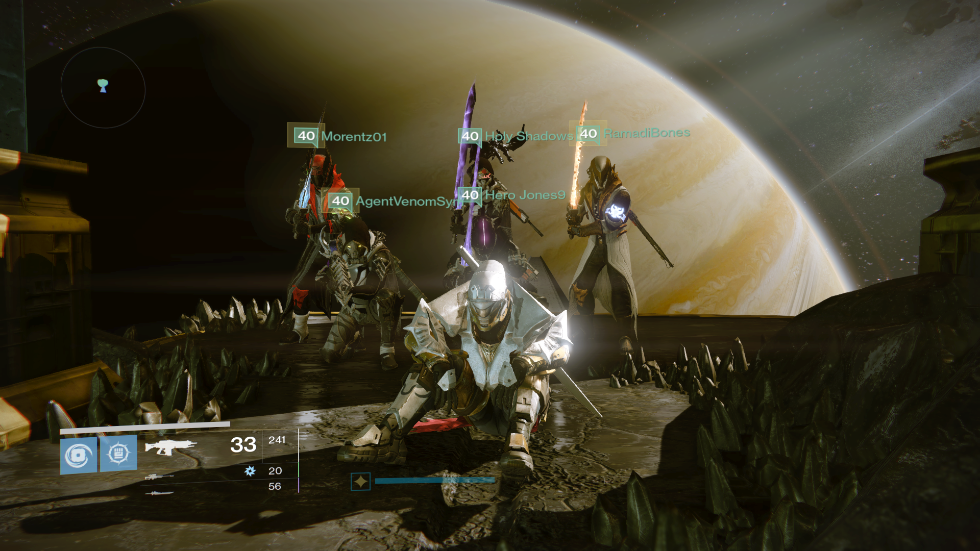 Destiny Raid Group