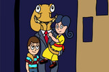 The Slapstick Cephalopod: An Interview with the Octodad Team photo