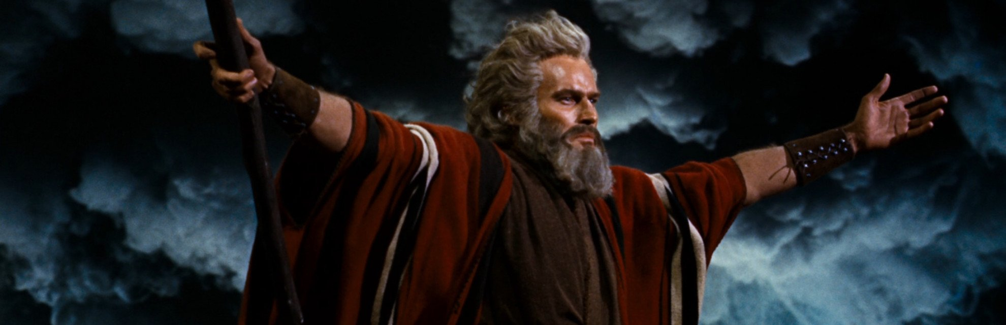The Actual Charlton Heston blog header photo