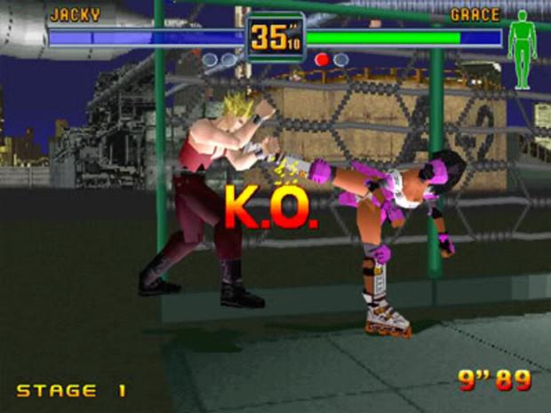 Community Blog by the7k // RetroGrade: Fighters Megamix