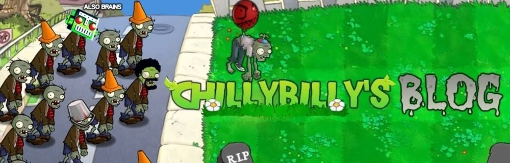 ChillyBilly blog header photo
