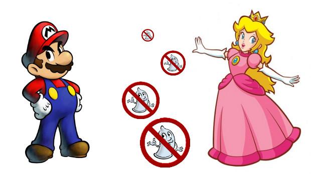 Mario and peach having sex picture 56