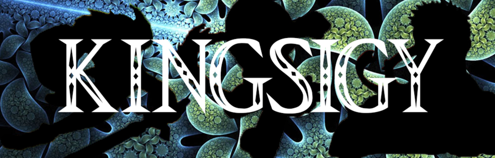 KingSigy blog header photo