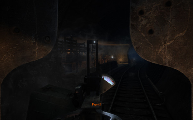 how to get past the cobwebs in metro 2033