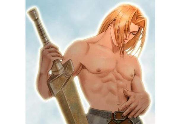 i know that it would make me un fortable if siegfried only wore a banana hammock cradling a massively out of proportion package and moaned like he enjoyed      munity blog by nic rowen    too old  what soulcalibur 5 says      rh   destructoid