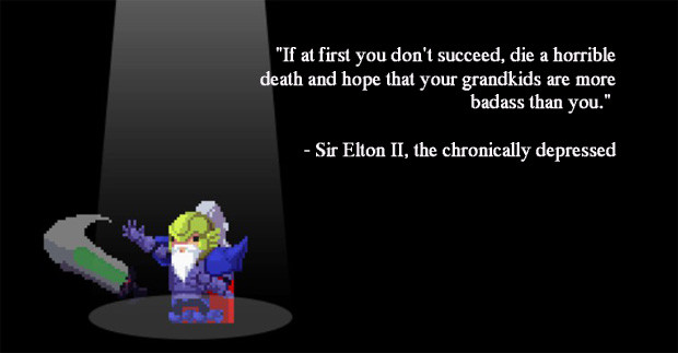 Rogue Legacy: Family survival guide