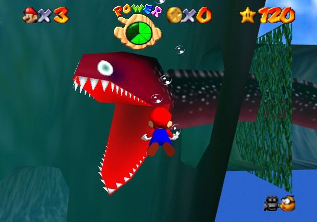 Let 39 s go swimming top 10 underwater levels for Mario go fish