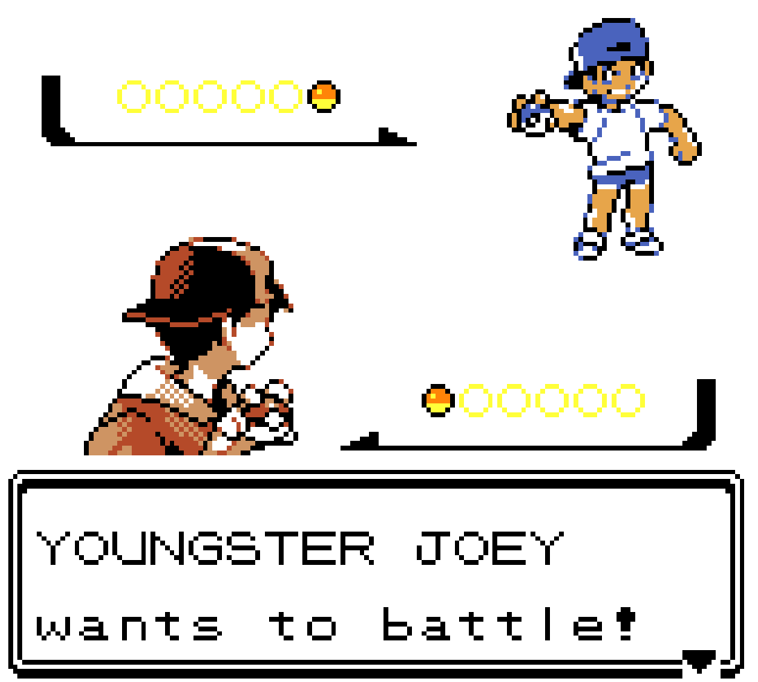 It's Youngster Joey, baby!