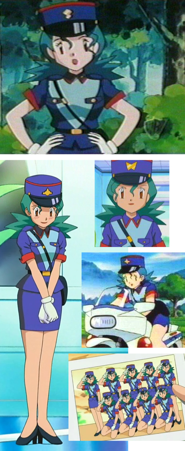 Officier jenny porn