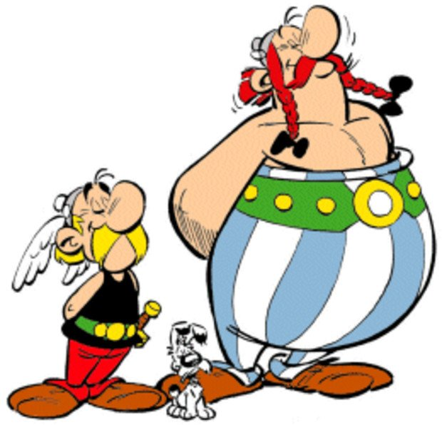 Community blog by pk493 p2 press start sibling - Personnage asterix et obelix ...