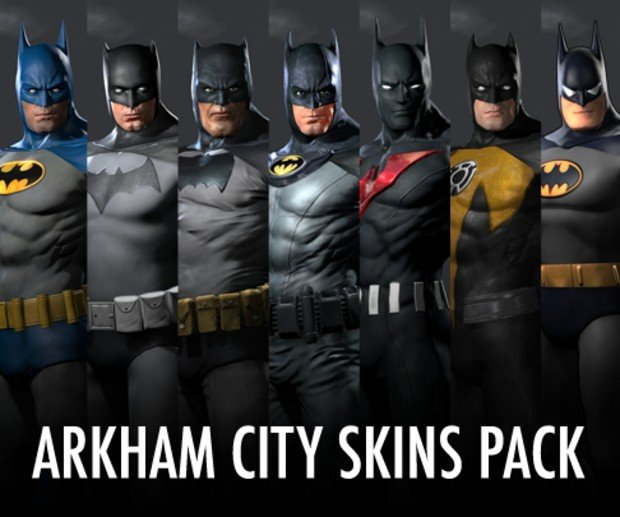 Community Blog by PK493 // Batman:Arkham City...DLC Review ...