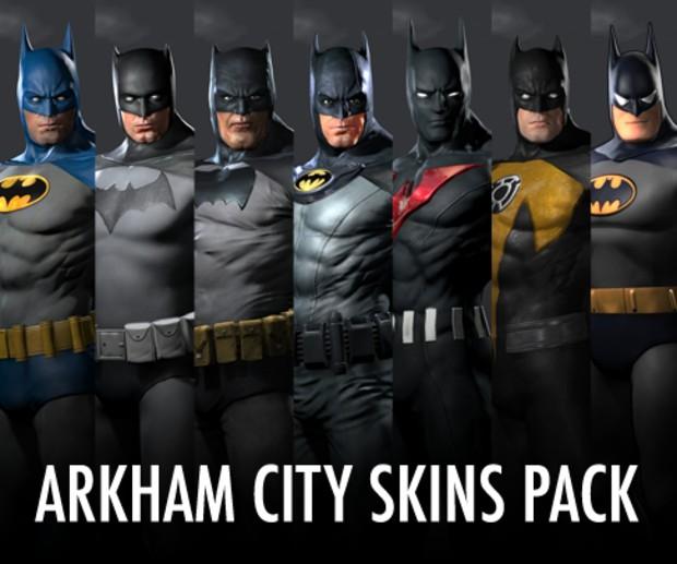 Community Blog by PK493 // Batman:Arkham City...DLC Review ...