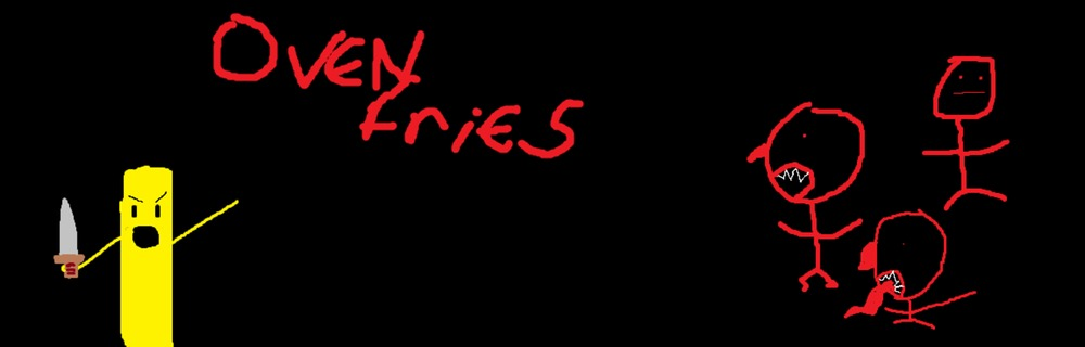 Oven Fries blog header photo