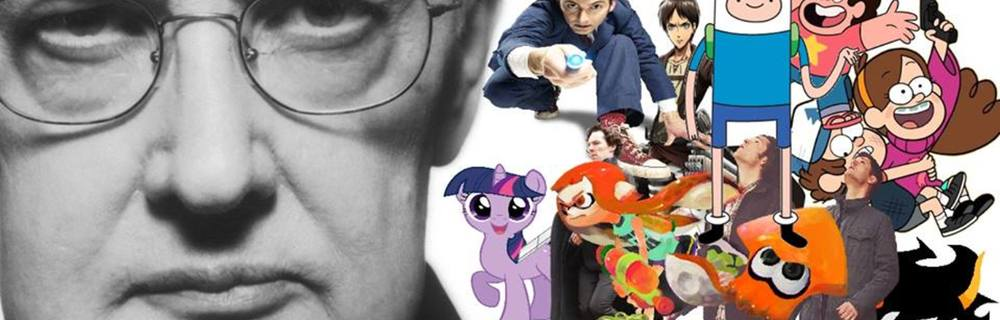 The Fried Critic blog header photo