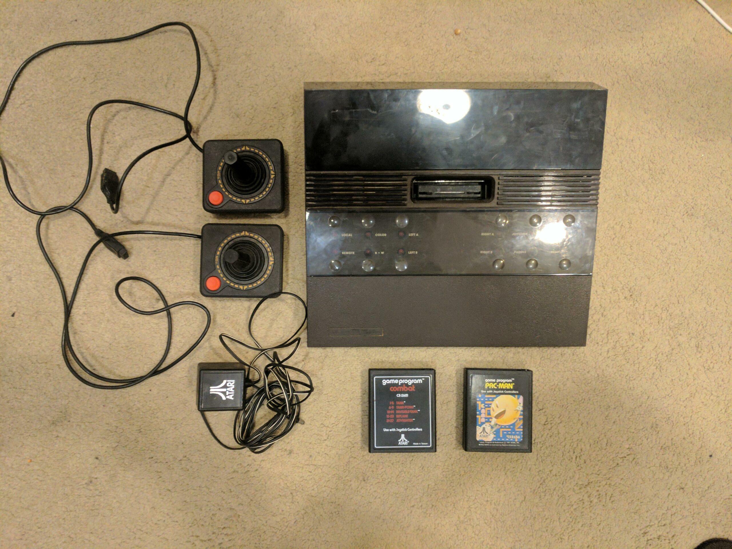 Man finds rare Atari 2700 prototype at thrift store