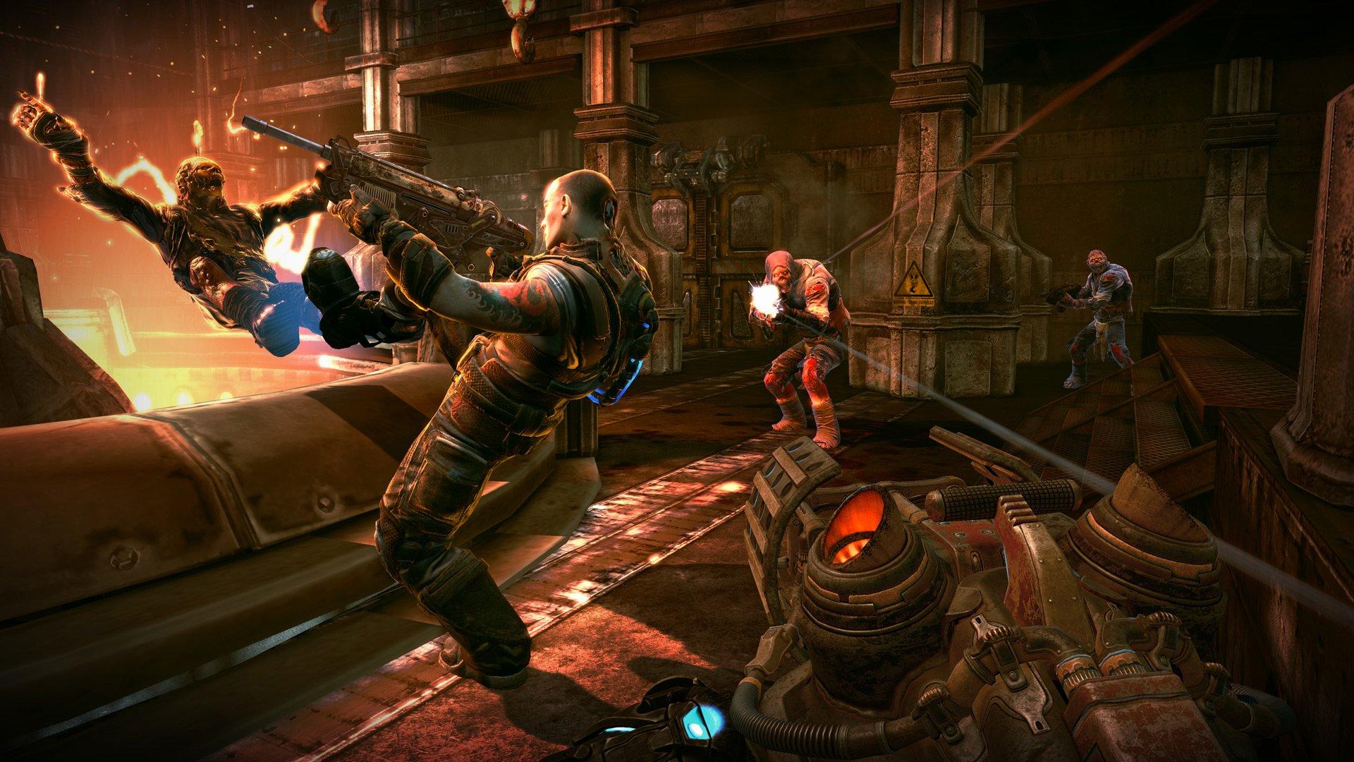 Bulletstorm: Full Clip Edition - IGN