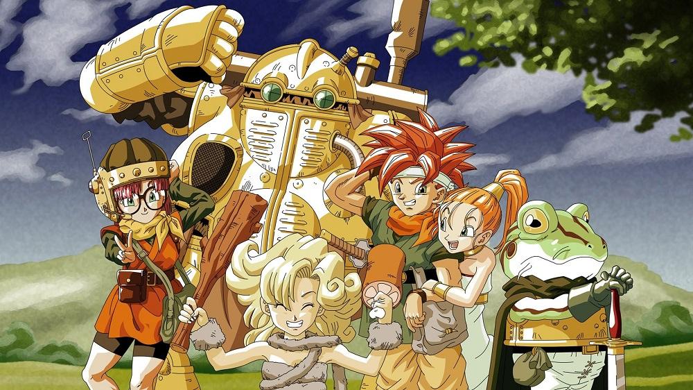 The cast of Chrono Trigger