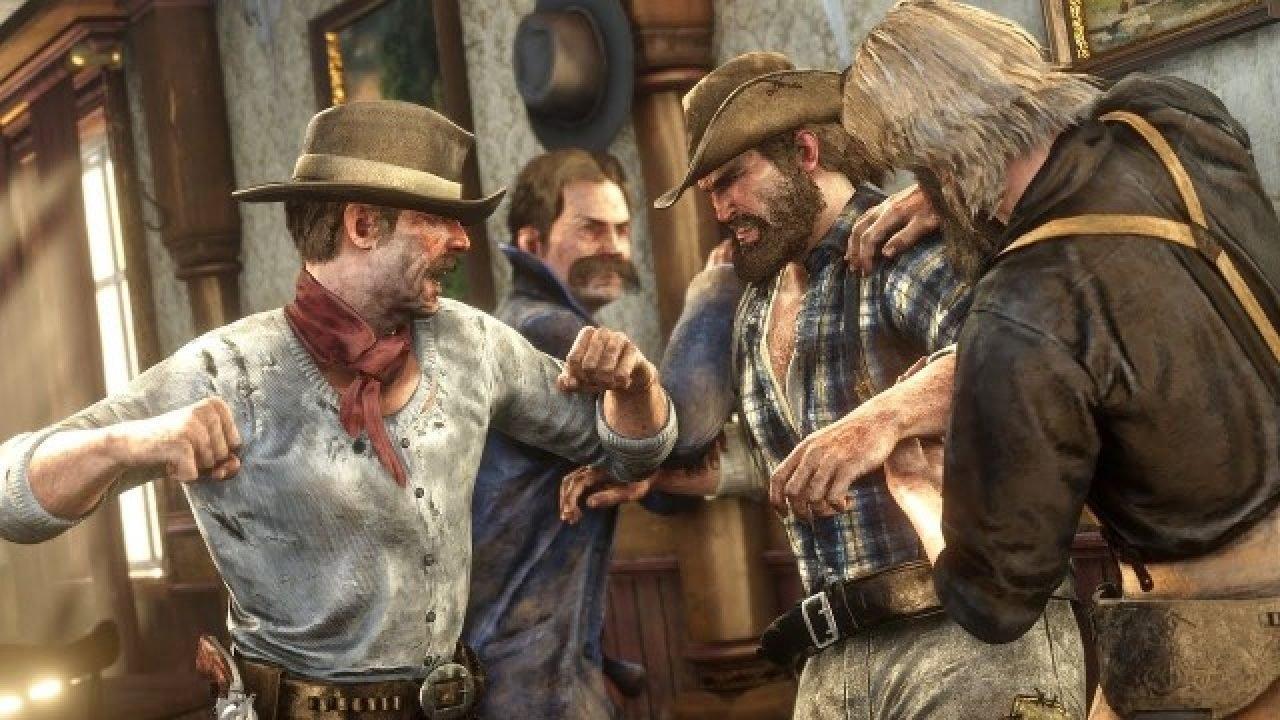 Rockstar is currently '100% focused' on Red Dead Online – Destructoid