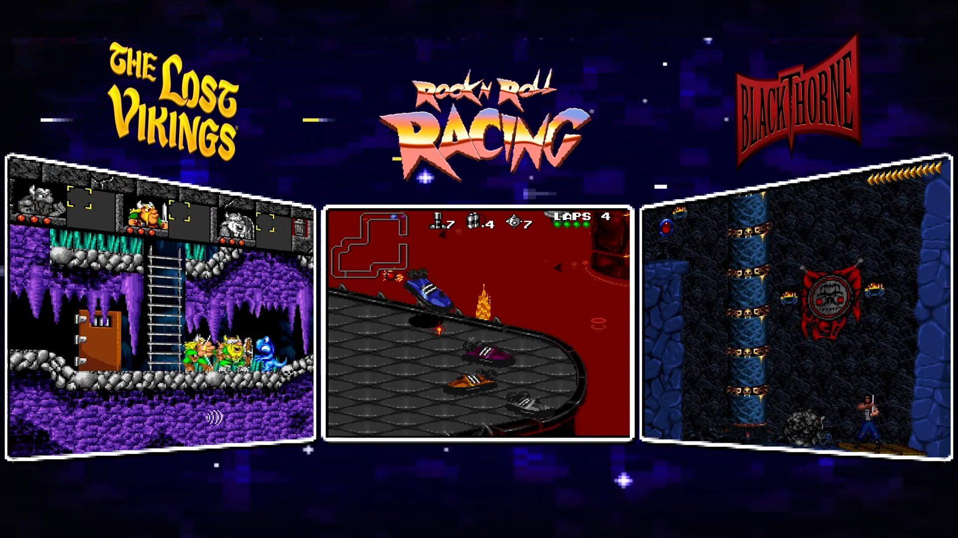 Blizzard Arcade Collection lineup