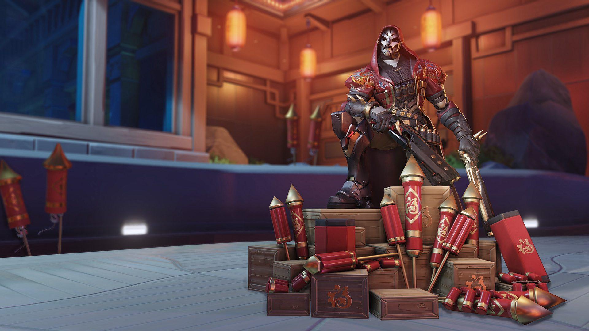 Imperial Guard Reaper skin