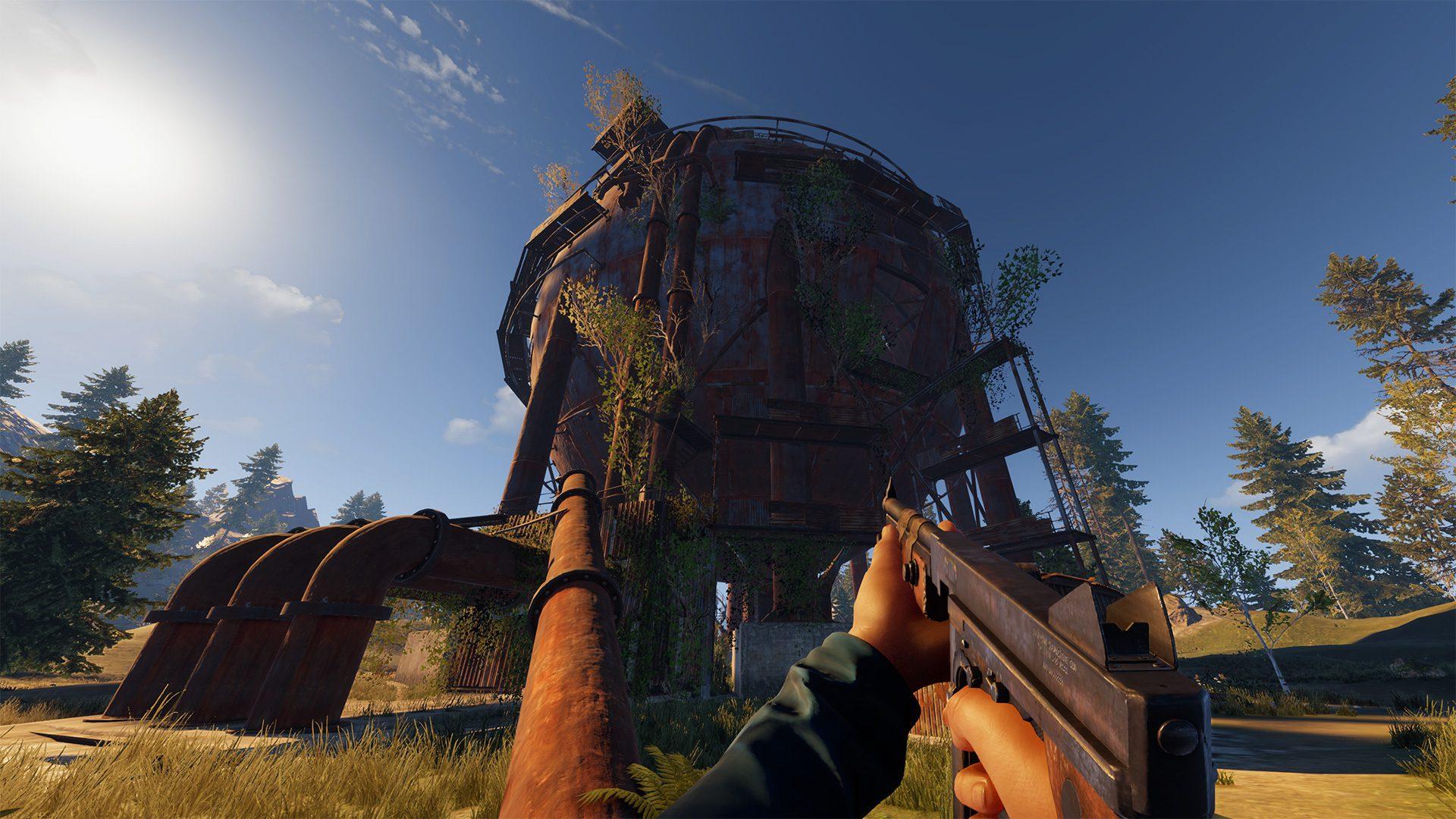 Rust: Console Edition screenshot