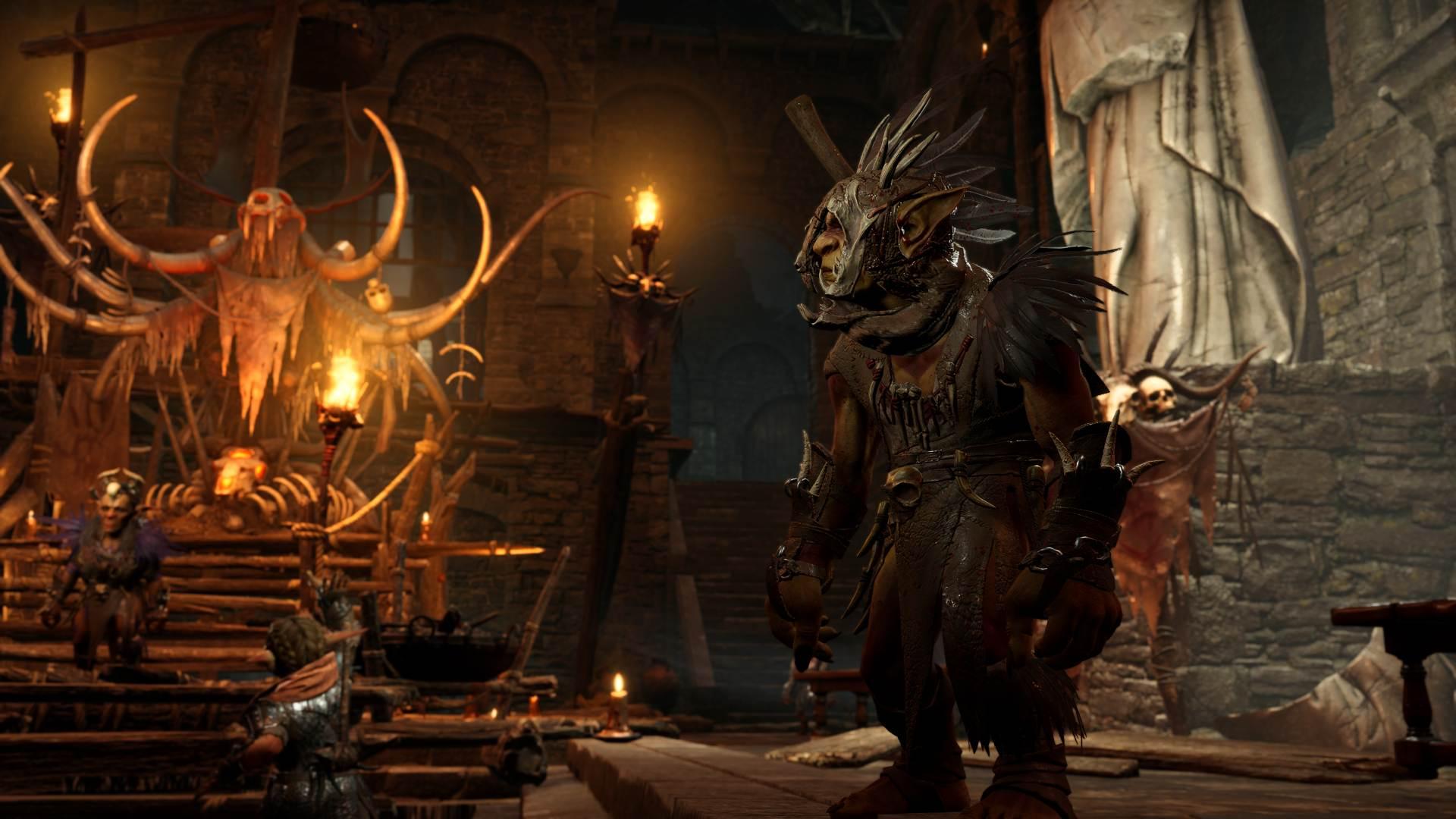 BaldursGate3 Cinematic 040221 | RPG Jeuxvidéo