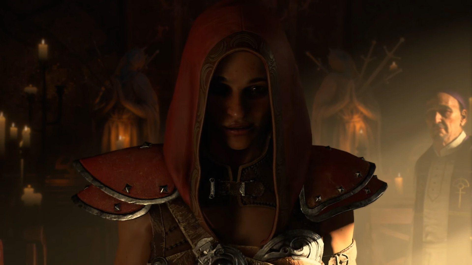 The Diablo IV Rogue class up close