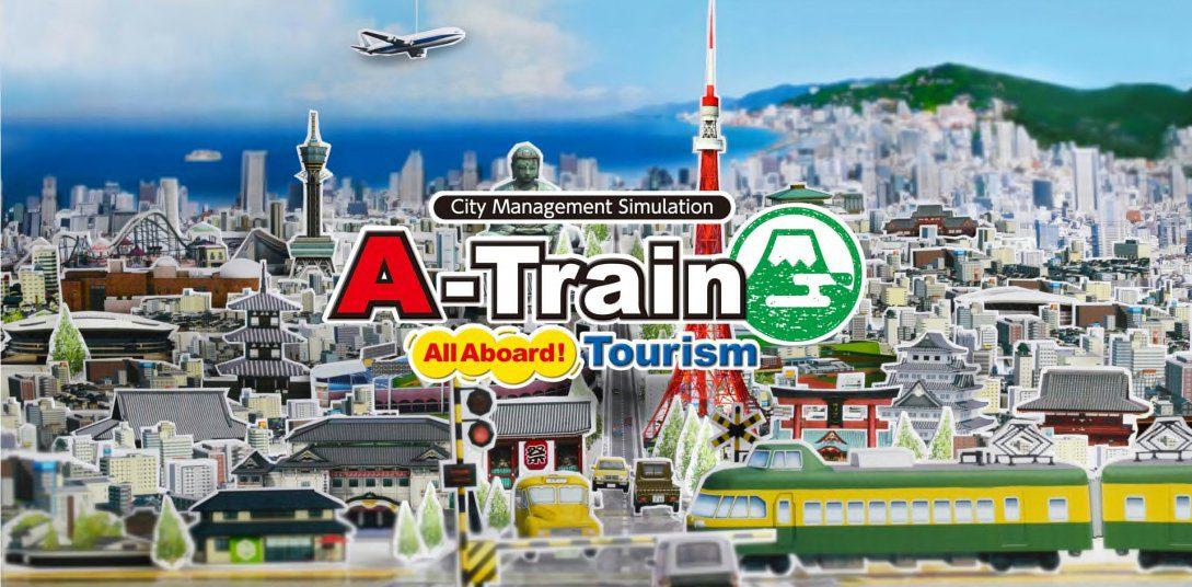 A-Train: All Aboard! Tourism wallpaper