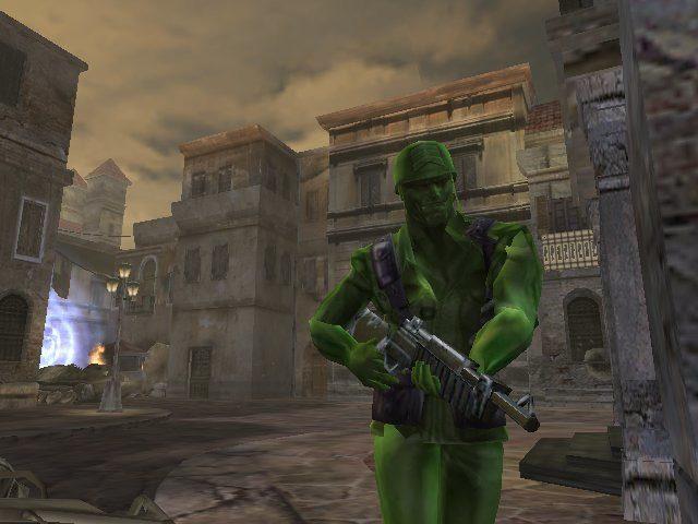 Sarge's War Screenshot