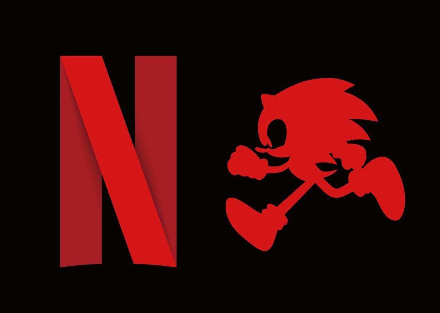 Sonic Prime logo