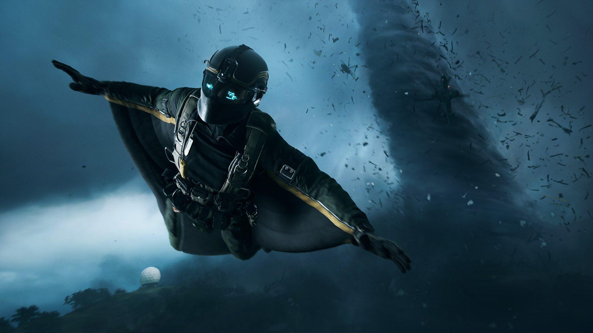 Battlefield 2042 cross-gen upgrade
