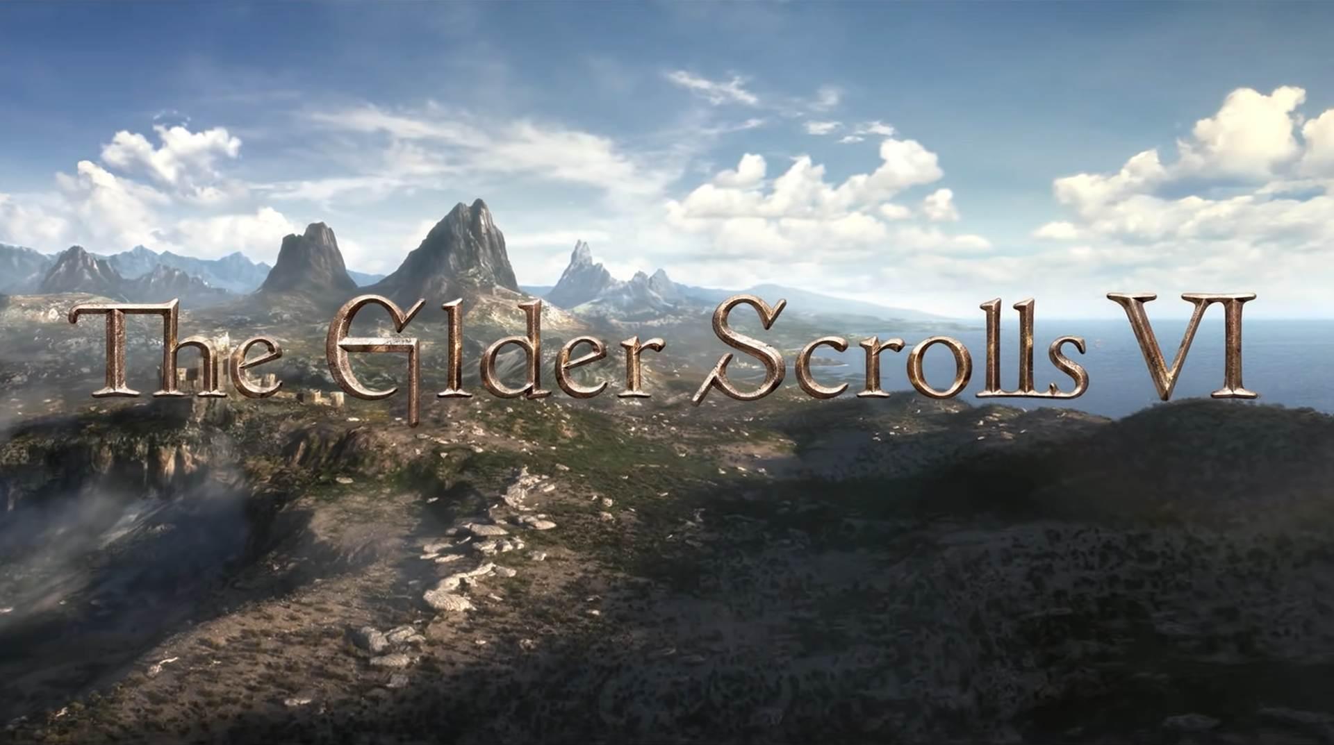 The Elder Scrolls VI logo