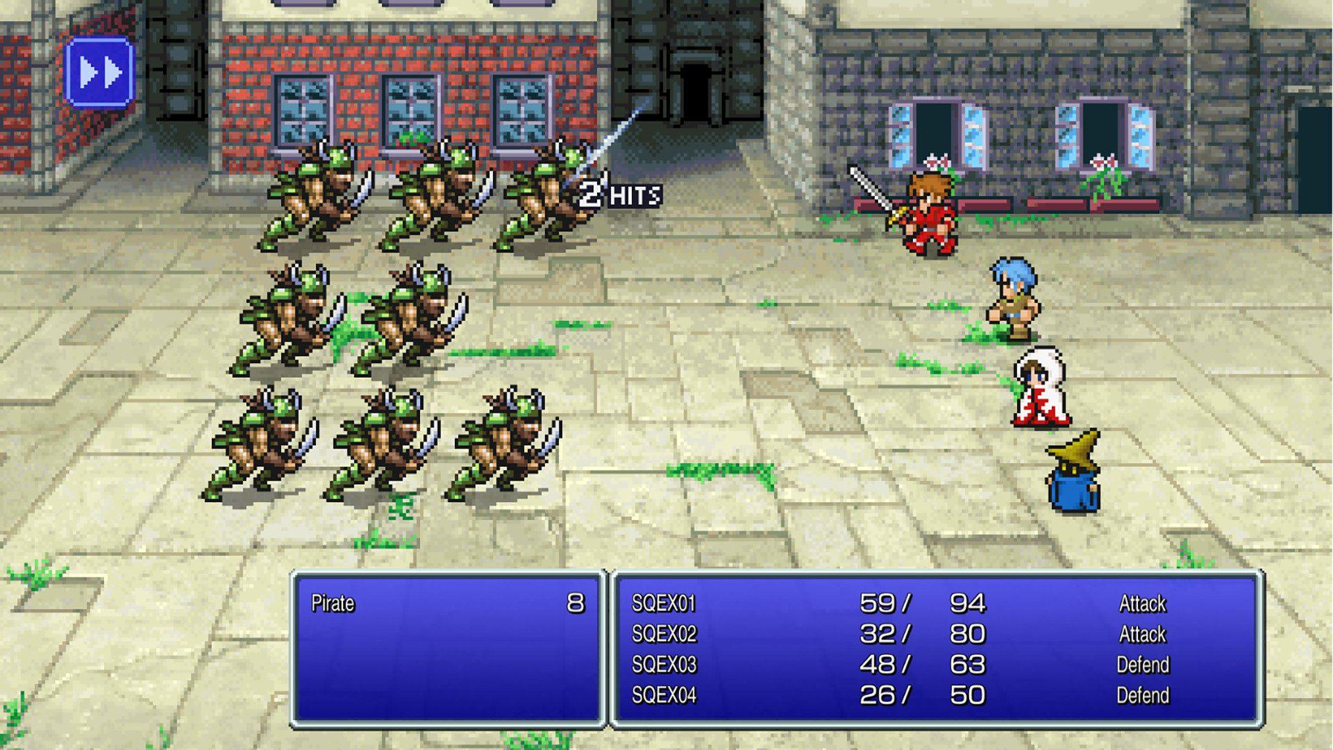 Final Fantasy I Pixel Remaster