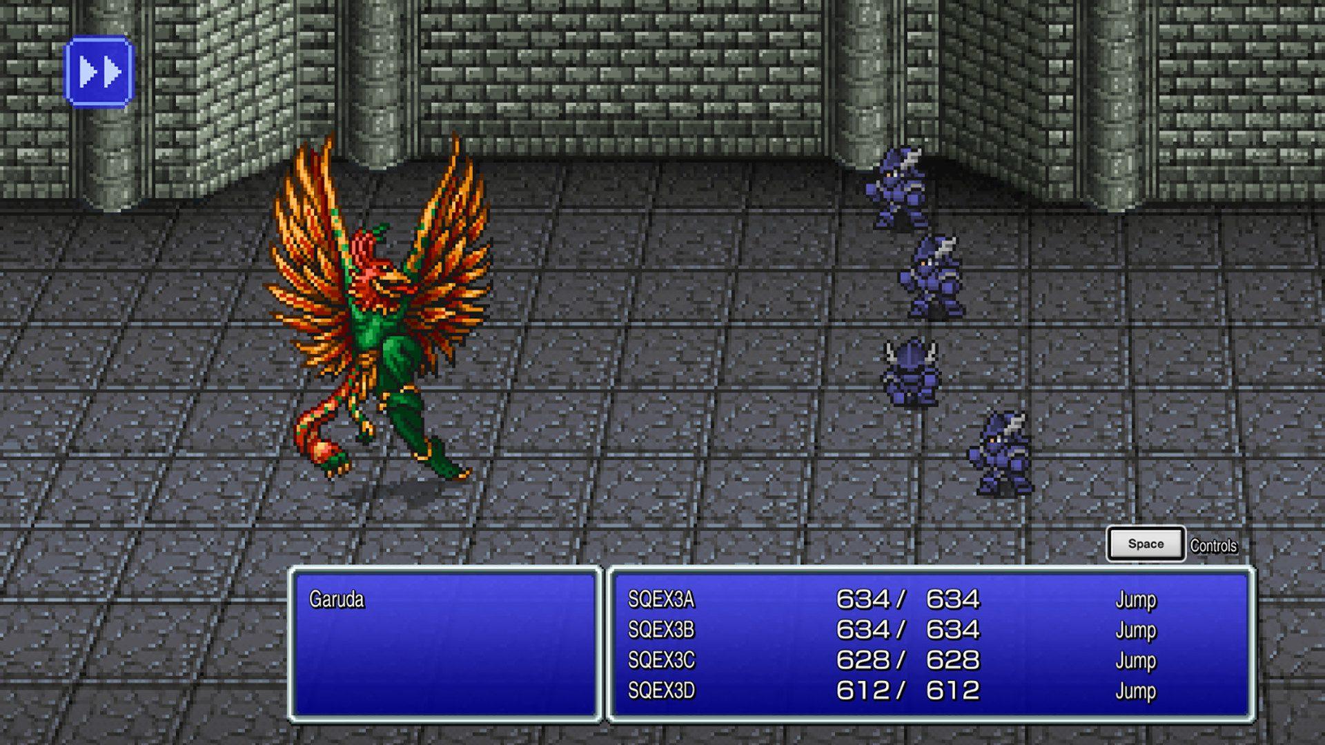 Final Fantasy III Pixel Remaster