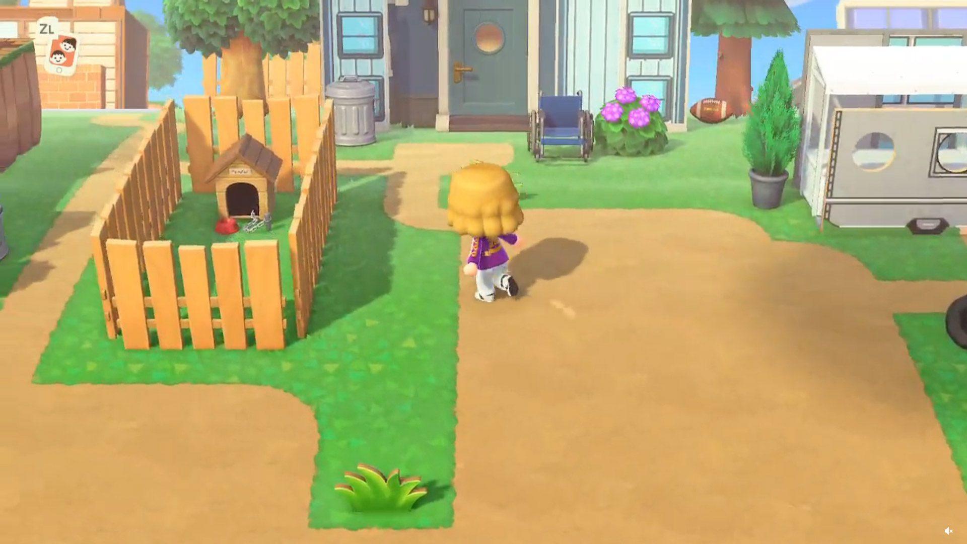 Pelican Town recreated in Animal Crossing: New Horizons