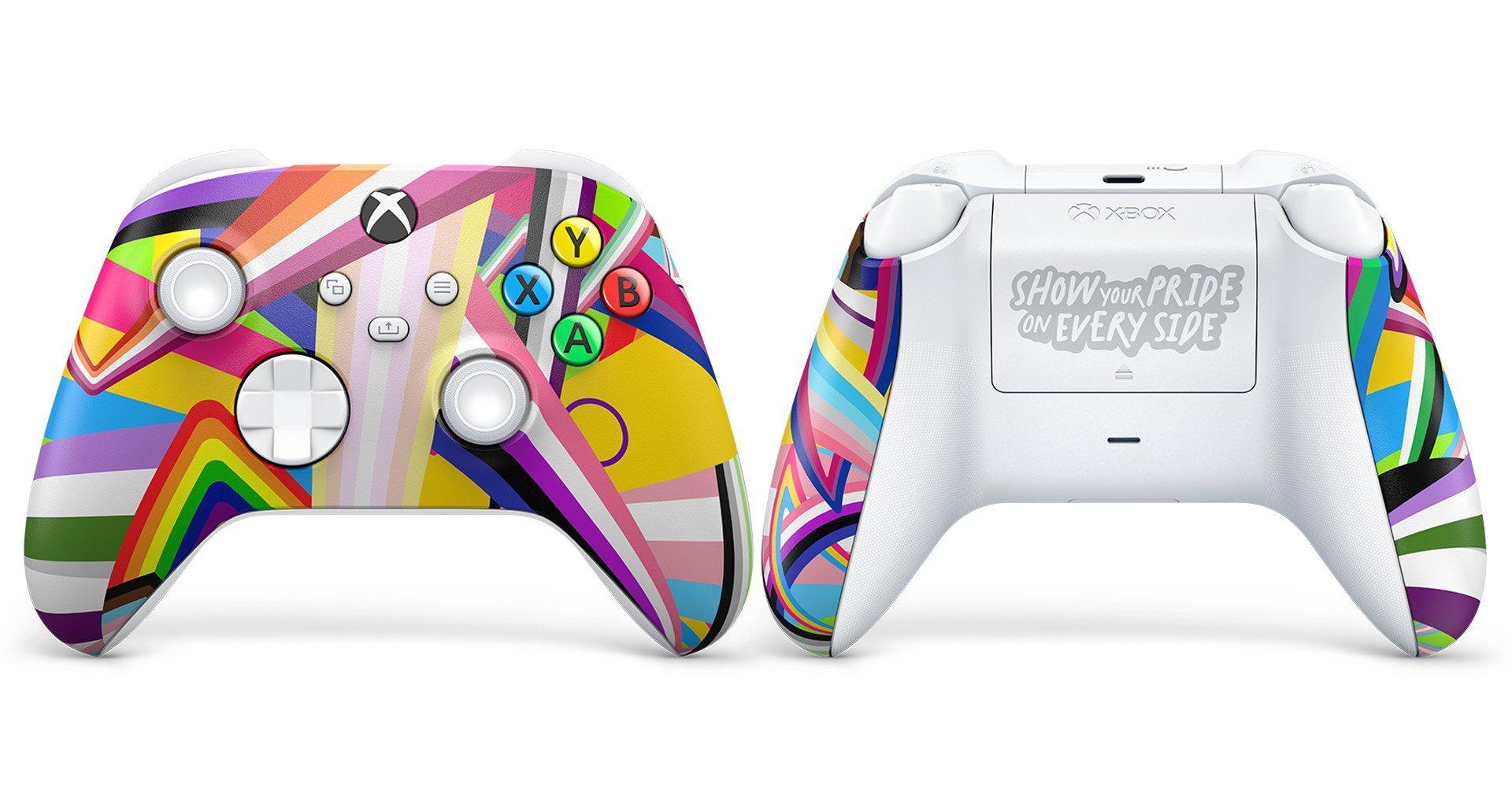 Xbox Pride Controller