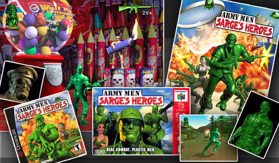 Sarge's War Compilation