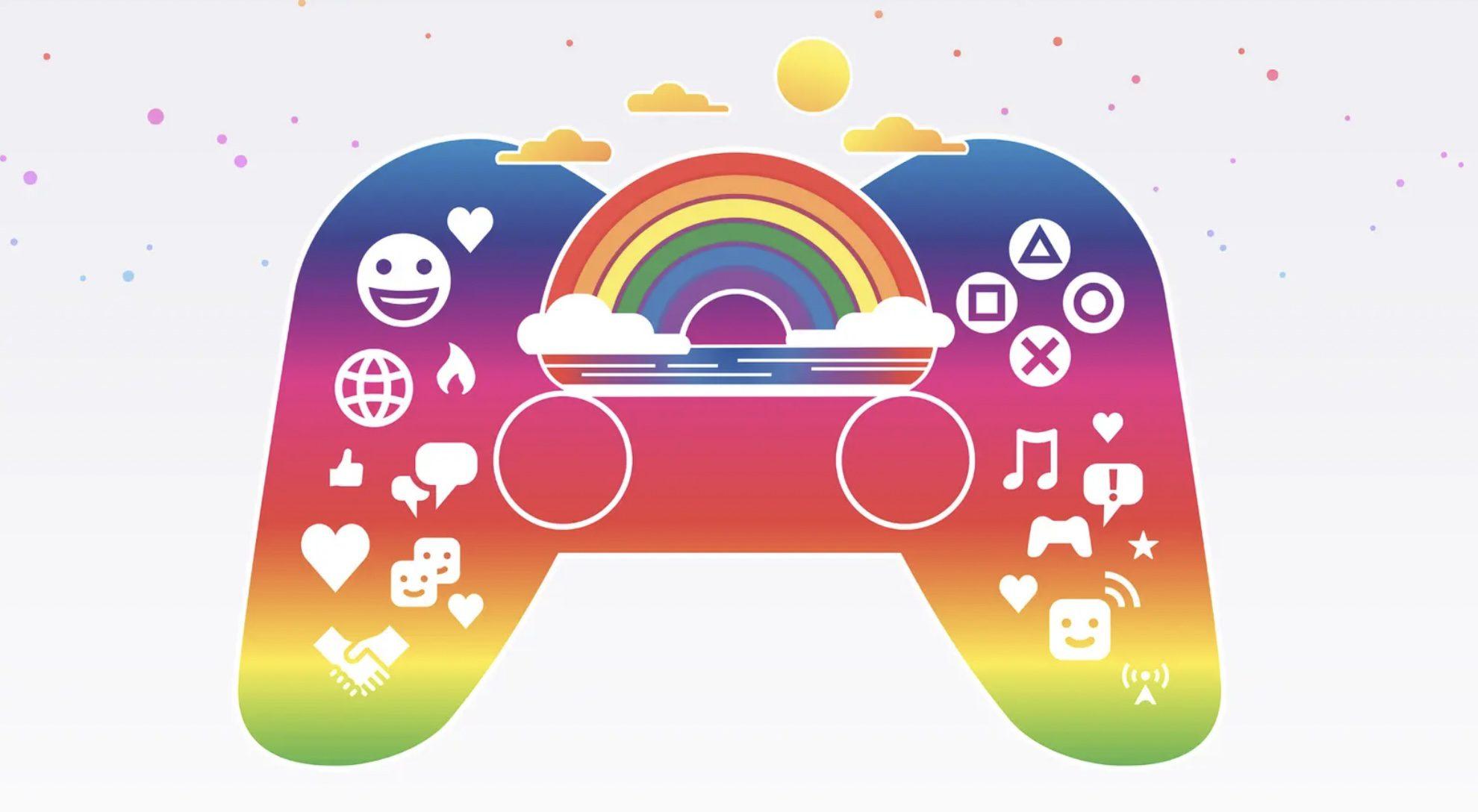 PS4 Pride Theme 2021