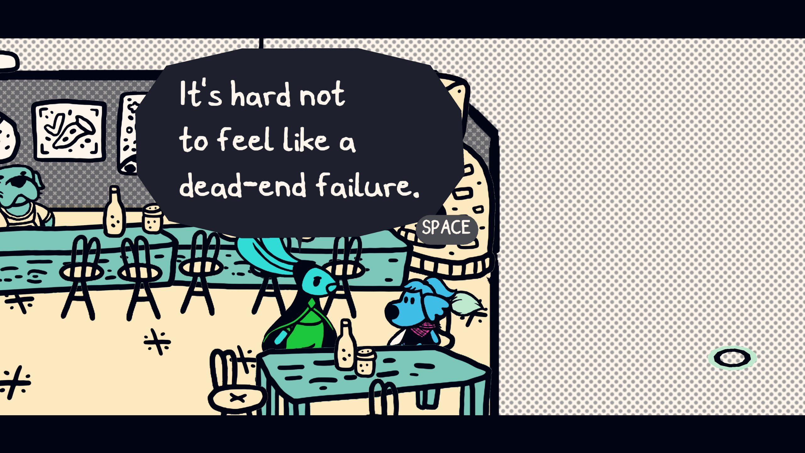 Dead-end failure