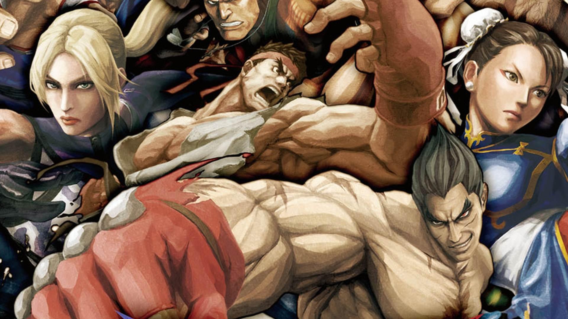 Tekken X Street Fighter