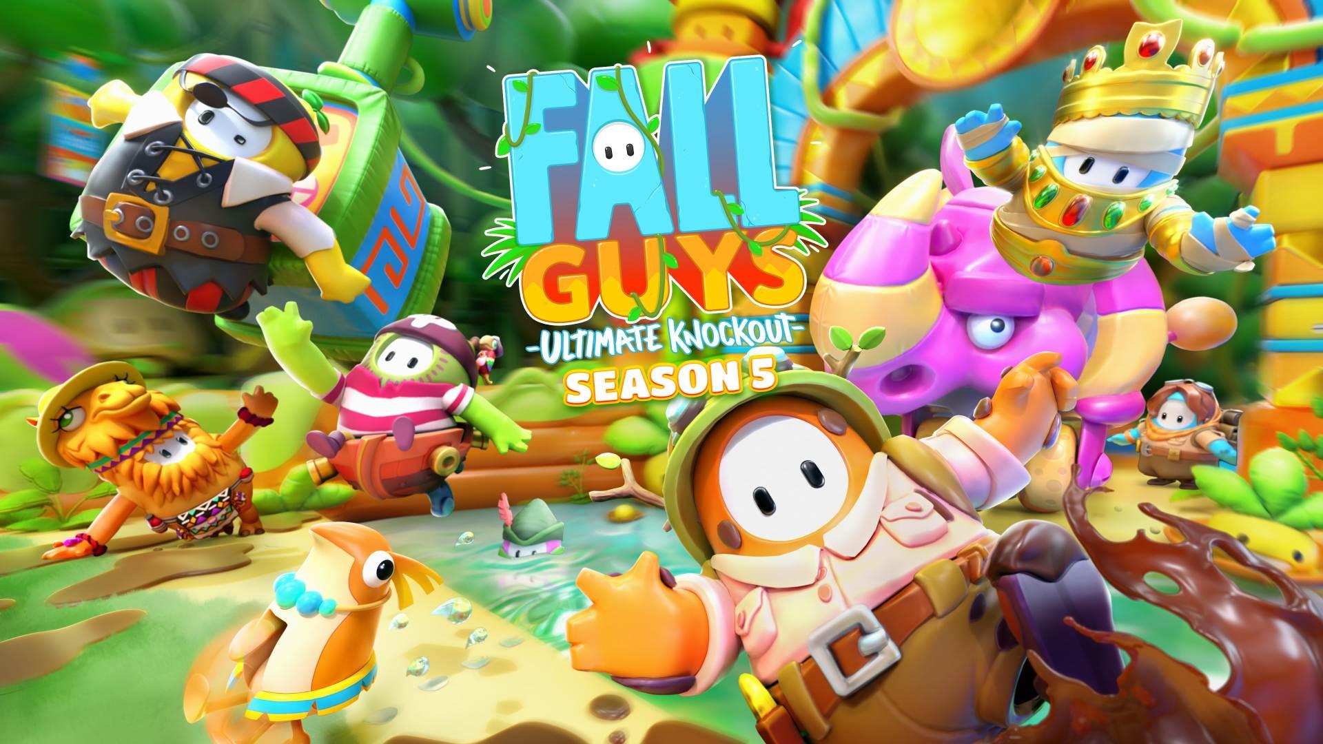 fall guys season 5 promo