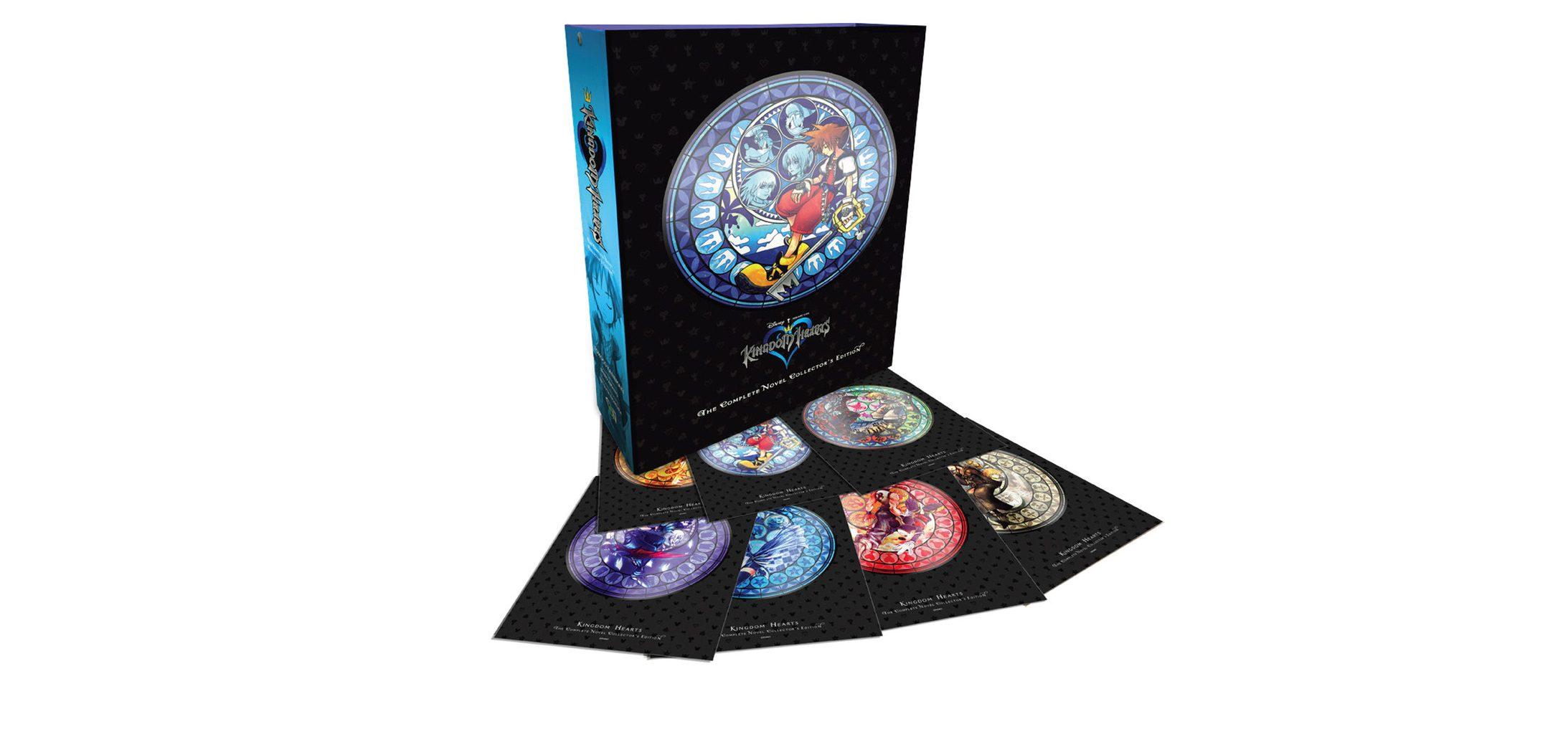 Kingdom Hearts novels