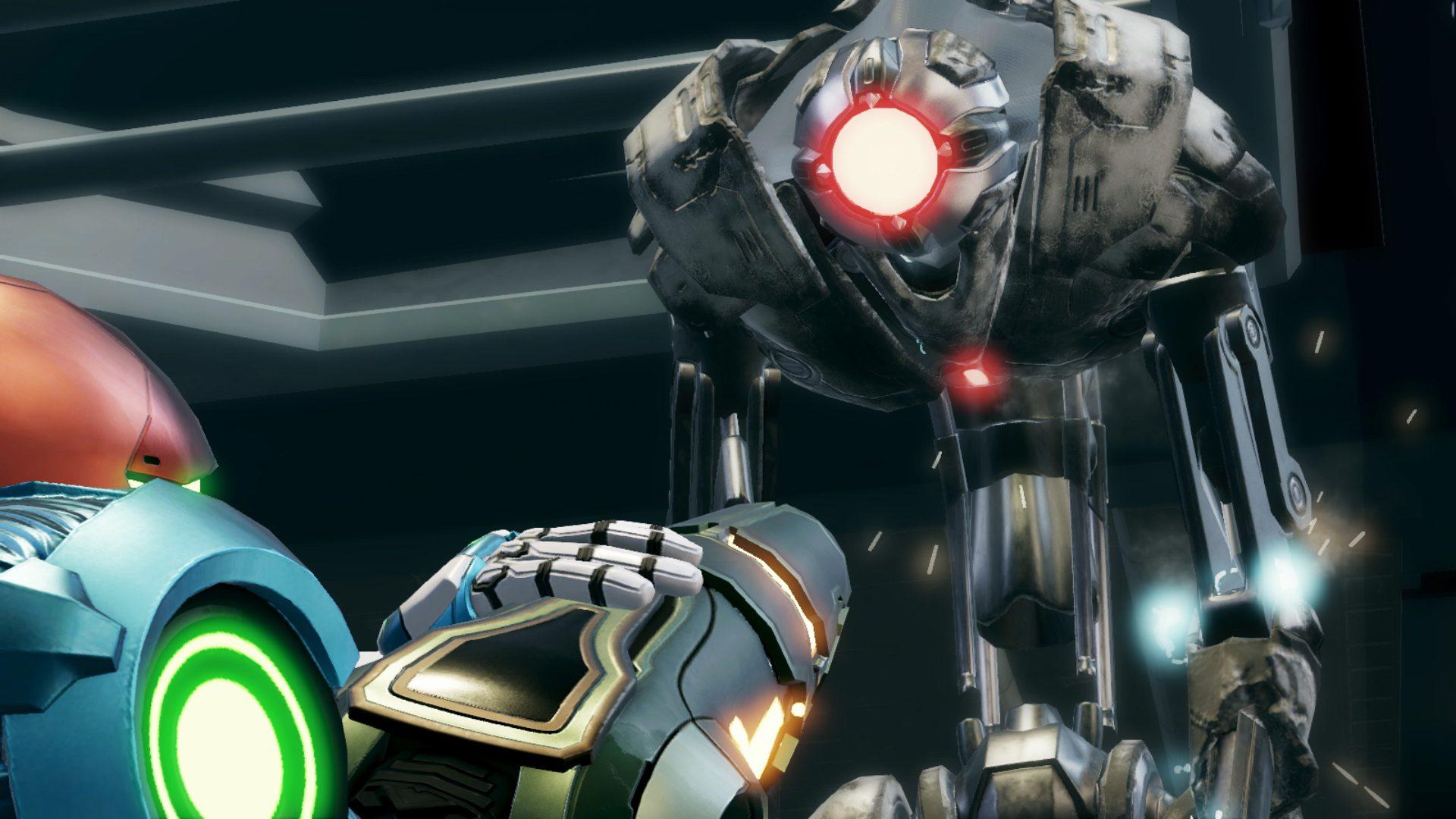 Metroid Dread info