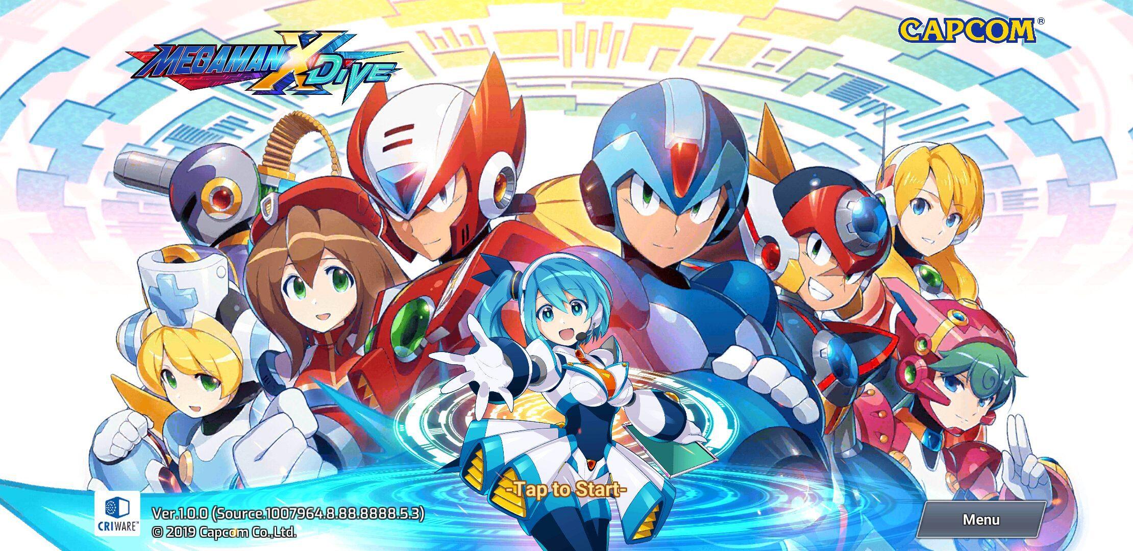 Mega Man X DiVE impressions