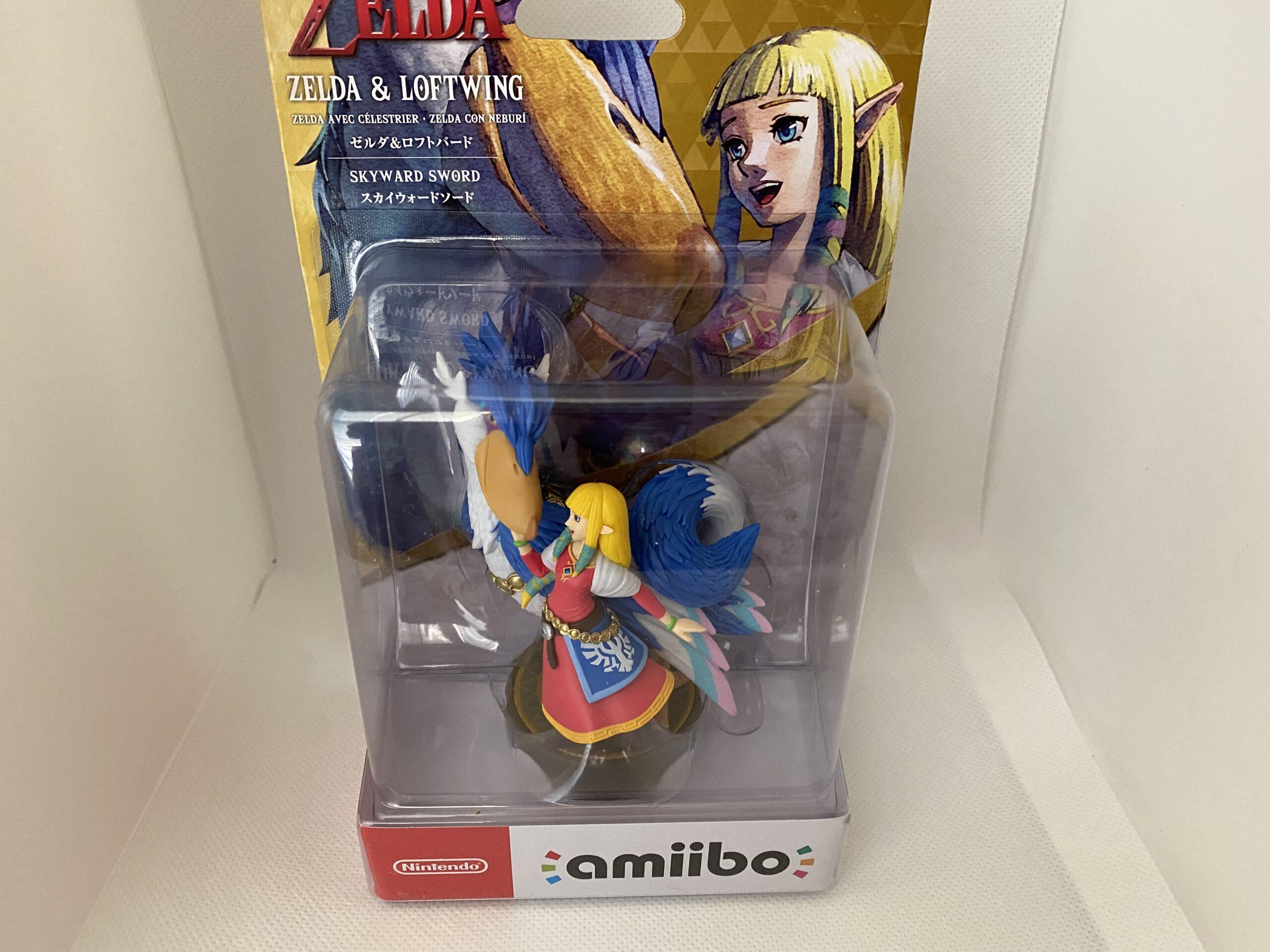 Zelda amiibo 1